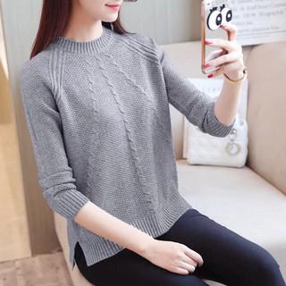 Áo len nữ thời trang trung niên al12 - al12 thumbnail