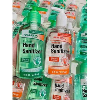 Gel rửa tay khô Assured [made in Mexico] - ASSURED thumbnail