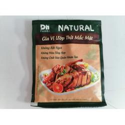 Gia vị ướp thịt mắc mật DH FOODS Natural Meat Marinade 10g