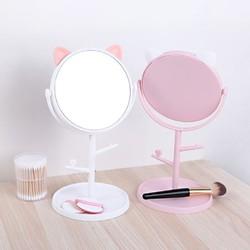 Gương trang điểm mini