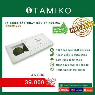 Xà bông tảo xoắn Nhật Bản (Premium) - TMK002 thumbnail