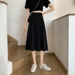 Chân váy thiết kế A line Hàn Quốc