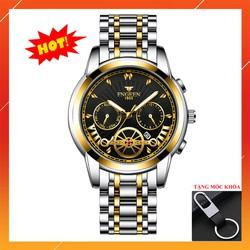 Đồng hồ nam FNGEEN phong cách doanh nhân sang trọng, lịch lãm