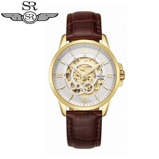 Đồng hồ nam SRWATCH Skeleton SG8893.4602 Mặt Kính Sapphire Cơ Lộ Máy Chính Hãng - SG8893.4602 thumbnail