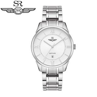 Đồng hồ nam SRWATCH Couple-F SG80051.1102CF Mặt Kính Sapphire Chống Trầy Dây Thép Không Gỉ Chính Hãng - SG80051.1102CF thumbnail