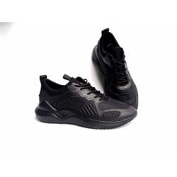GIÀY BIG SIZE Giày Sneaker Nam FREESHIP Giày Thể Thao Big Size Nam Đế Cao Màu Đen 45 46 47 48