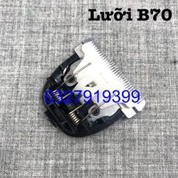 Lưỡi tông đơ thay thế chân thấp B70
