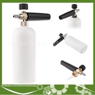 Bình tạo bọt tuyết cao cấp cho máy rửa xe áp lực cao, máy xịt rửa xe Greennetworks - 0101100205004 thumbnail