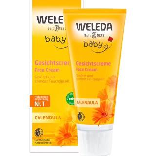 Kem dưỡng da mặt cho bé từ sơ sinh Weleda Baby 50ml -Bill mua tại Đức - PVN1584 thumbnail