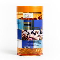 Viên uống hỗ trợ sức khỏe phụ nữ Costar Evening Primrose Oil tinh dầu hoa anh thảo hộp 100 viên - Xuất xứ Úc