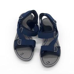 Giày Sandal Nữ Quai Dù, Sandal Nữ Đi Học DATINNOS (Đỏ Xanh Cam) – CH35