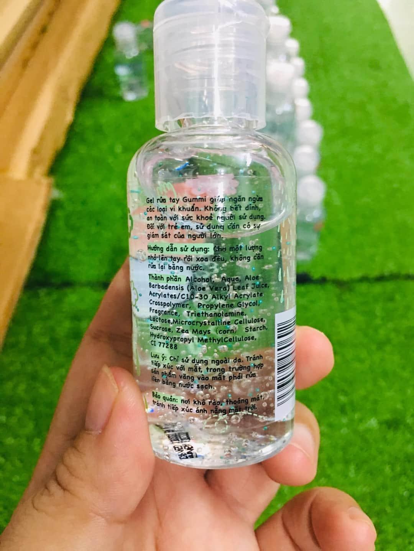 Bộ 2 chai Gel rửa tay khô 50ml - Hàng chuẩn xuất đi Úc - GEL01 2