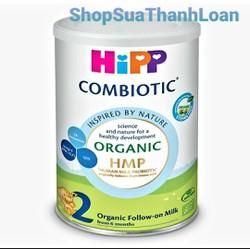 Sữa bột HiPP Combiotic Organic HMP Số 2 350gr