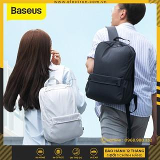 Ba lô vải dù chống thấm nước Baseus Basics Series 13 16 Computer Backpack dùng cho Tablet Laptop Macbook - LBJN-F0G thumbnail