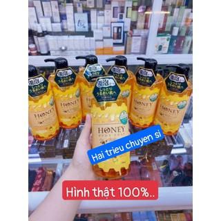 ( 1 Chai 500ML ) Sữa Tắm Trắng Da - Sữa Tắm Trắng Da MẬT ONG HONEY BODY SOAP - HÀNG XỊN NHAT thumbnail
