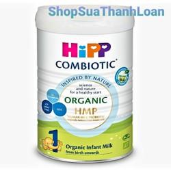 Sữa bột HiPP Combiotic Organic HMP Số 1 800gr