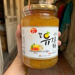 Chanh vàng mật ong Hàn Quốc