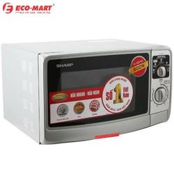 Lò vi sóng Sharp nhập khẩu Thái Lan R21A1 Nấu, hâm nóng, rã đông (Hàng mới nguyên hộp)