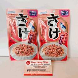 Gia vị rắc cơm HAGOROMO Nhật Bản vị CÁ HỒI