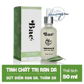 ( Tặng Serum Tri Thâm ) TINH DẦU TRI RẠN DA BAE - Tinh Chất Bơ Xóa Rạn Mờ Thâm BAE - Hàng Xịn VietNam thumbnail