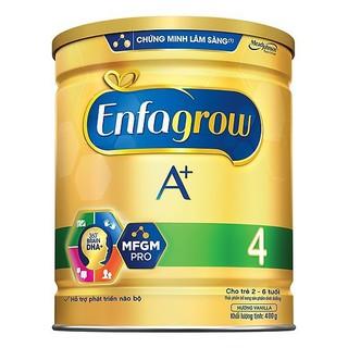 Sữa Bột Enfagrow A+ 4 (400g) - sua bot enfagrow thumbnail