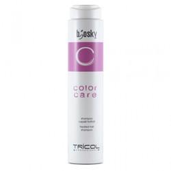 Hàng nhập khẩu của Ý Dầu gội chăm sóc  giữ màu cho tóc nhuộm Color Care Shampoo BK0004 250 ml
