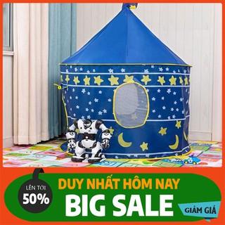 Lều công chúa, hoàng tử - Lều chơi cho bé - LBCCHT-1 thumbnail