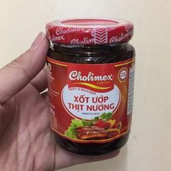 Xốt ướp Thịt Nướng Cholimex hũ 200g -BST