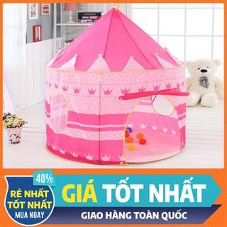 Lều bóng công chúa hoàng tử cho bé - lều - LBCCHT-1 thumbnail