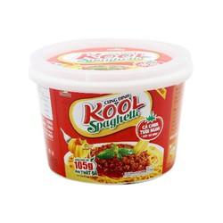 Mì Cung Đình Kool Sợi khoai tây Sốt Spaghetti thịt bò bằm 105g -BST