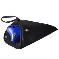 Túi bảo vệ Ocarina Ceramic Alto C 12 lỗ - Màu đen-SKU-TUIALTO-va