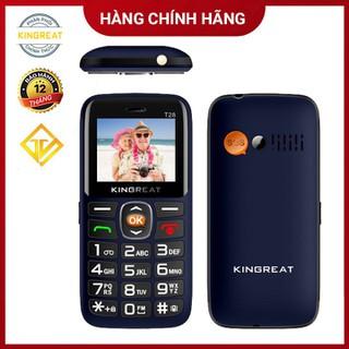 Điện thoại Kingreat T28 - Loa to - 2 sim - Hàng chính hãng - Bảo hành 12 tháng - Kingreat T28 thumbnail
