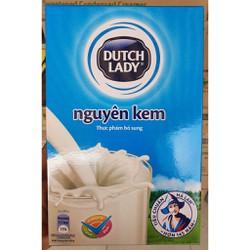 Sữa Bột Nguyên kem Cô Gái Hà Lan lon thiếc 850g