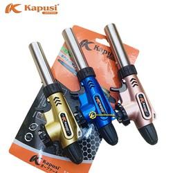 Đèn khò gas Kapusi tự động đánh lửa điều chỉnh to nhỏ - khò ga chuyên dụng khò nướng bánh thực phẩm và cho thợ sửa chữa