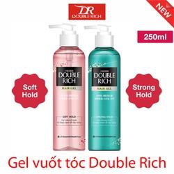 Gel tạo kiểu tóc Double Rich 250ml