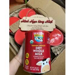 Sữa tươi dạng bột organic Hoziron Mỹ