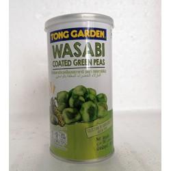 Đậu Hà Lan vị mù tạt TONG GARDEN Wasabi Coated Green Peas 180g (halal)