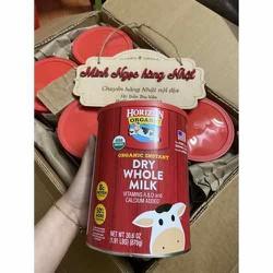 Sữa tươi dạng bột organic Horizon Mỹ