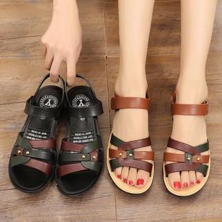 Giày sandal nữ, dép sandal nhựa nữ - sandal21 thumbnail