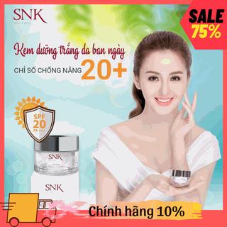 Kem dưỡng trắng da ban ngày SNK 30ml chiết suất từ thiên nhiên - sku004 thumbnail