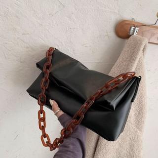 Túi xách nữ quai xích da mềm phong cách cổ điển - TX006 thumbnail
