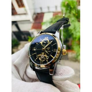 đồng hồ nam đồng hồ nam chính hãng cơ autoamtic T dây da cao cấp [ĐƯỢC KIỂM HÀNG] - 41188776 thumbnail
