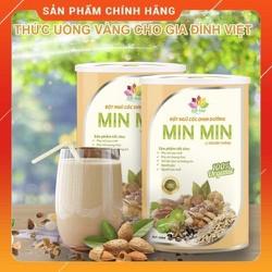 Ngũ Cốc Lợi Sữa Min Min 2hộp 1kg - 29 loại Hạt mẫu mới - Bột Ngũ Cốc Lợi Sữa MinMin [ Chính Hãng ]