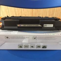 [FREESHIP] Hộp mực 05A/80A  dùng cho máy in HP, Canon Có lỗ đổ mực và mực thải