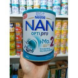 Sữa bột Nan 2 900g mẫu 2021 [date 11/2022]