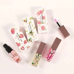 Son bóng hoa quả dưỡng môi Hengfang