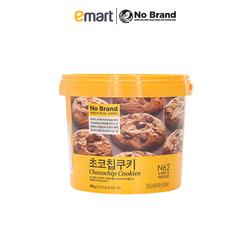 Bánh Quy Chocochip No Brand Hộp 400G Hàn Quốc - Emart VN