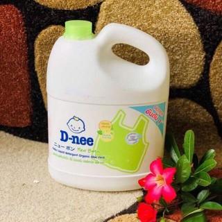Nước giặt Dnee max 3800ml màu xanh lá nặng 3400gram [ĐƯỢC KIỂM HÀNG] 41221987 - 41221987 thumbnail