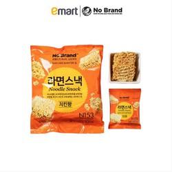 Snack Mì Ăn Liền Giòn Vị Gà No Brand 250G/ 10 Gói Tiện Lợi
