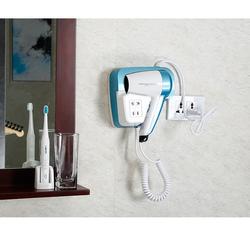 Máy sấy tóc haojajing công suất 2700w ;Giá treo máy sấy tóc , may xi dau toc ; Có Bảo Hành